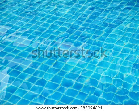 how to clean the floor of swimming pool