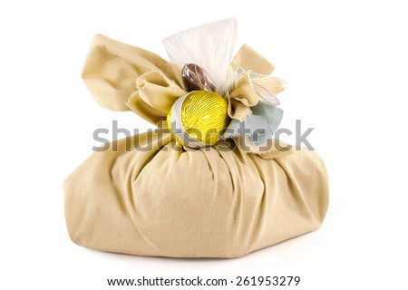 the sweet Easter - stock photo