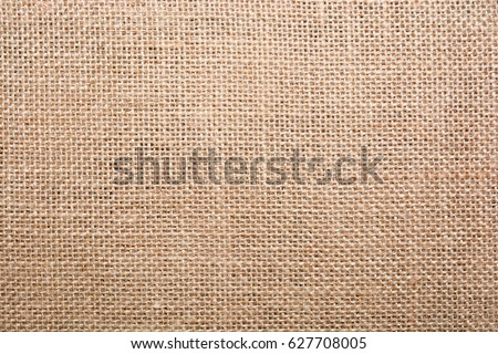 The texture of the natural linen background