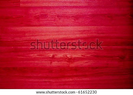 The texture of the red wood - stock photo