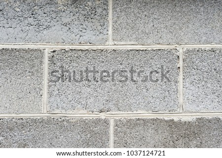 Foam concrete stock images royalty free images vectors for Concrete foam block
