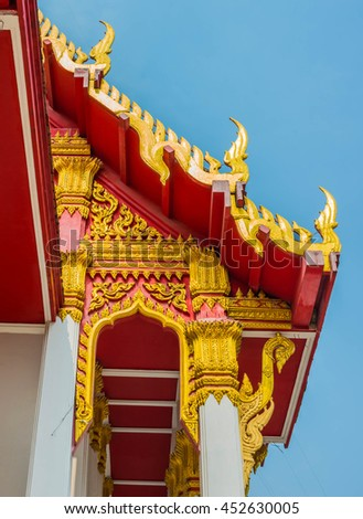 The Thai Temple