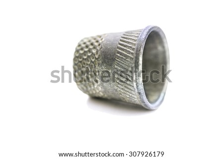 The thimble, a device for sew
