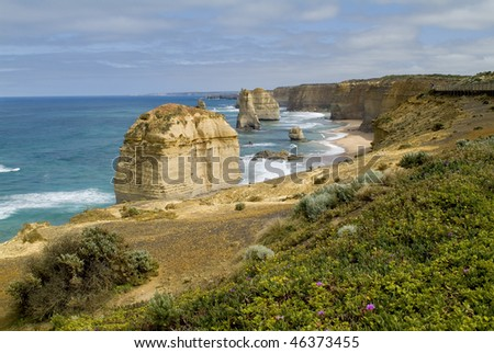 The Twelfe Apostles on the Great Ocean Road