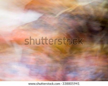 The varicolored blur Abstract picture. - stock photo