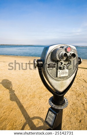 The View - stock photo