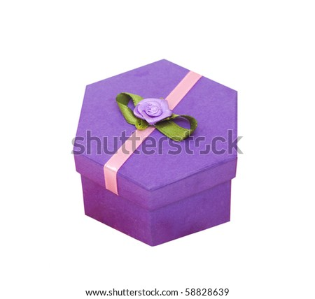 the violet box