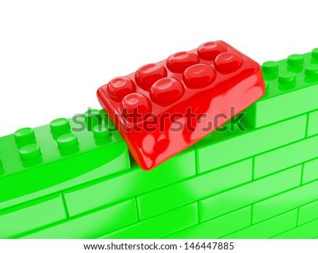 Green Building Blocks