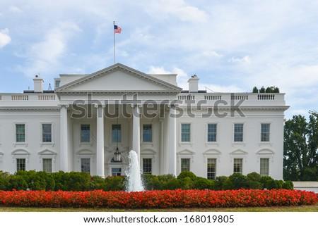 The White House, Washington D.C. - stock photo