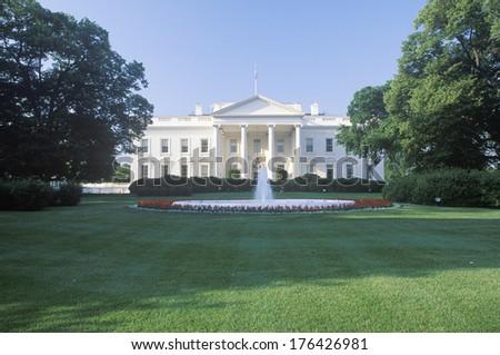 The White House, Washington, D.C. - stock photo