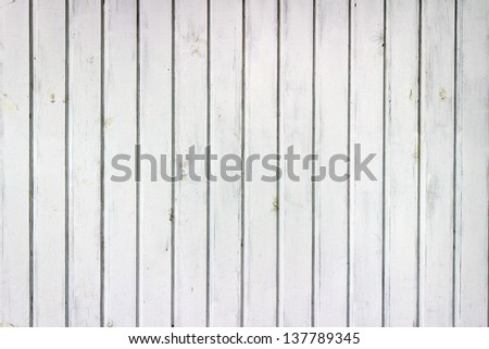 The white wood texture background - stock photo