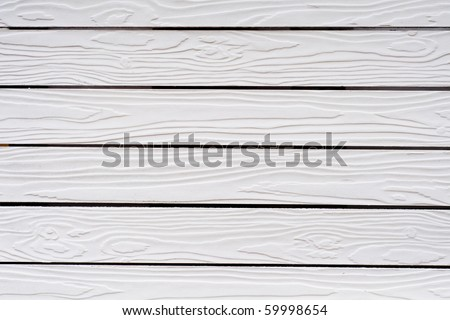 the white wood texture with natural patterns - stock photo