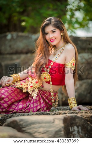 The women of Thailand