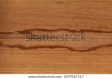 Wooden Floor Damaged By Spilled Water Stock Photo Royalty Free