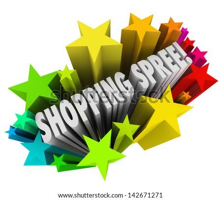 free shopping spree sweepstakes