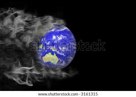 the world in smoke