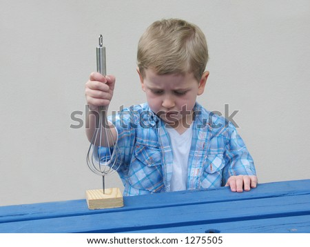 The wrong tool for the job - stock photo