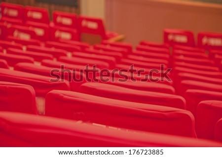 Theater - stock photo