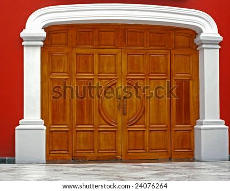 Theater doors & Theatre Doors Stock Images Royalty-Free Images \u0026 Vectors ...
