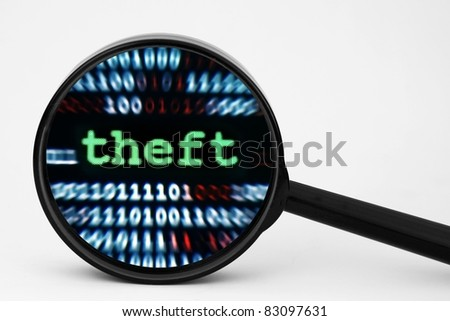 Theft concept