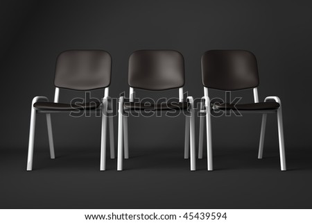 There Chairs