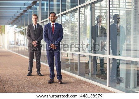 They make success their first priority - stock photo
