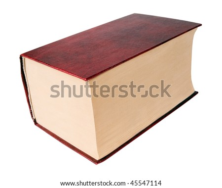 Thick Book Stock Images Royalty Free Images Amp Vectors
