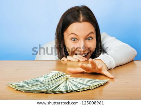 thief - stock photo