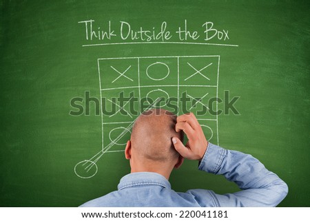 Think outside the box Blackboard