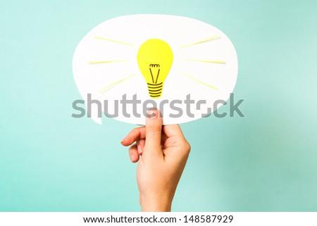 Thinking concept - stock photo