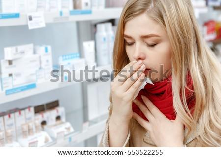 Лечение аллергического кашля на холод