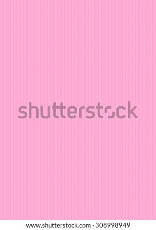 This is a background of medium pink and light pink stripes. - stock photo