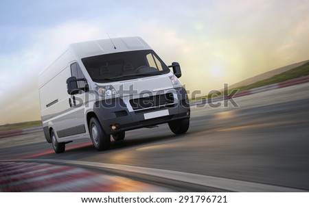 This is high resolution of 3D transportation concept. - stock photo