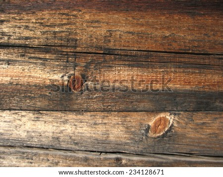 This is structure of wood board. Closeup - stock photo