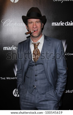 Thomas Jane at the Weinstein Company's 2012 Golden Globe After Party, Beverly Hiltron Hotel, Beverly Hills, CA 01-15-12