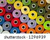 Thread pattern - stock photo