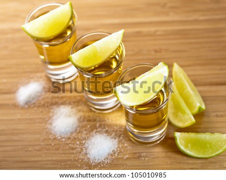 how to drink tequila with salt and lime