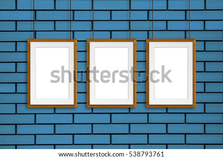 Cafe Wall Painted Shutterstock