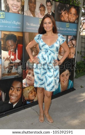 Tia Carrere  at Alliance For Children's Rights' 2nd Annual 'Dinner With Friends'. Private Residence, Los Angeles, CA. 06-02-09