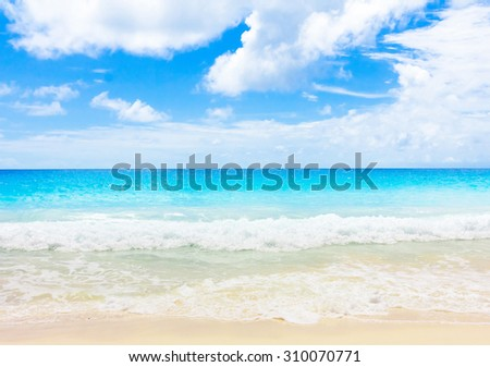 Tide Sea Surf  - stock photo