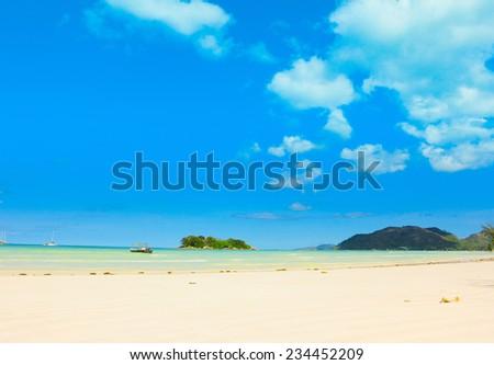 Tide Waters Sea  - stock photo
