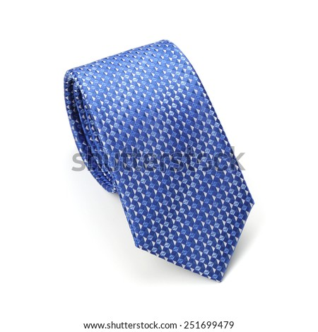Tie - stock photo