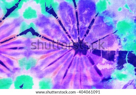tie dyed pattern background.