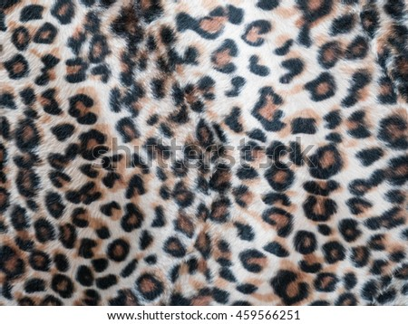 tiger fabric texture background vignetting