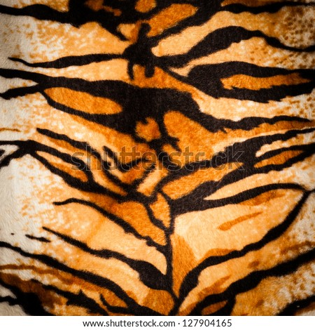 Tiger skin background Stock Photos, Images, & Pictures ...