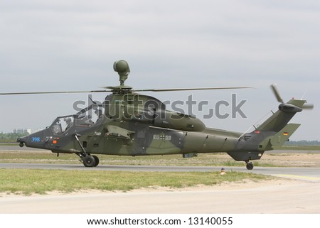 Tiger Helicopter