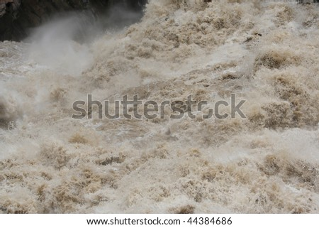Tiger Leaping Gorge - stock photo