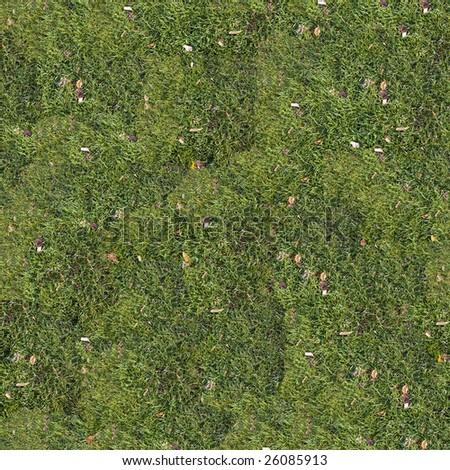 tile-able grass texture - stock photo