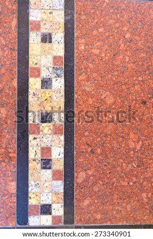 tile background - stock photo
