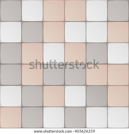 Tile 7 - Mix - rasterized version - stock photo